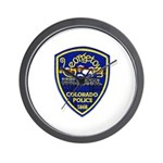 Georgetown Police Wall Clock