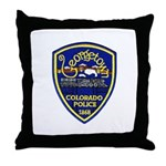Georgetown Police Throw Pillow