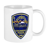 Georgetown Police Mug