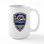Georgetown Police Large Mug