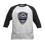Georgetown Police Kids Baseball Jersey