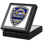 Georgetown Police Keepsake Box