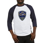 Georgetown Police Baseball Jersey