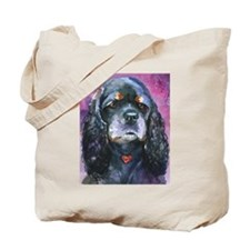 Cocker Spaniel Tote Bag