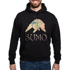 Sumo Wrestling Hoodie