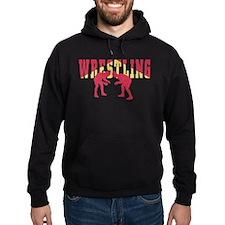 Wrestling 2 Hoodie