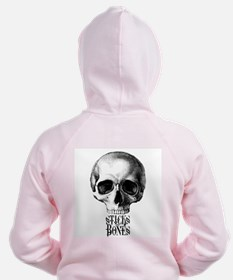 Sticks and Bones Signature Lo Zip Hoodie