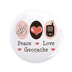Peace Love Geocache 3.5