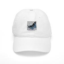 BLUE SWALLOWTAIL Baseball Baseball Cap