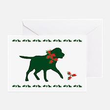 Labrador Christmas Cards (Pk of 10)