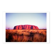 Uluru: Unique Moment Postcards (Package of 8)