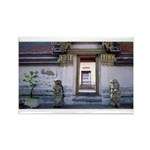 Wat Pho Gateways Rectangle Magnet (10 pack)