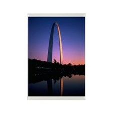 Cute St louis Rectangle Magnet (10 pack)