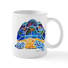 African Spur Tortoise Mug