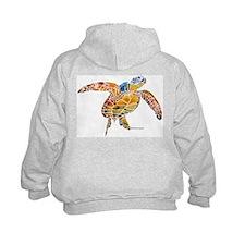 African Spur Tortoise Hoodie