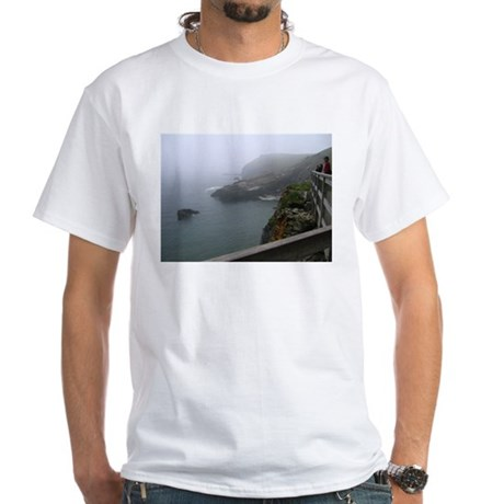 Tintagel White T-Shirt