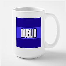 DUB04CIRCLE Mugs