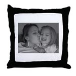 Custom PhotoThrow Pillow