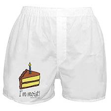 I'm Moist Boxer Shorts