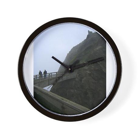Tintagel Wall Clock