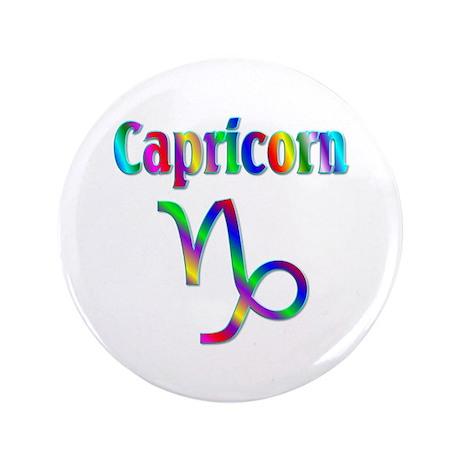 """CAPRICORN 3.5"""" Button"""