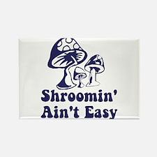Riyah-Li Designs Shroomin' Ain't Easy Rectangle Ma