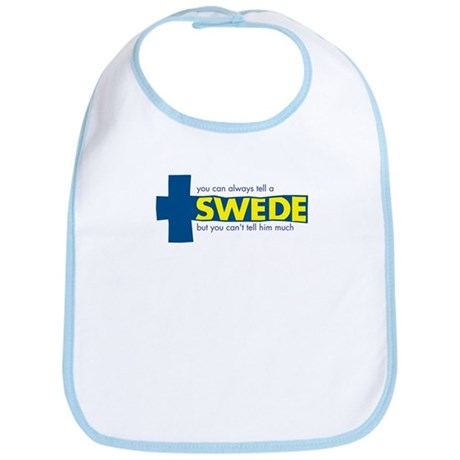You Can Always Tell a Swede Bib