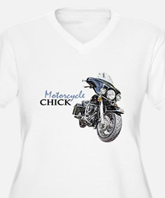 Motorcycle Chick T-Shirt