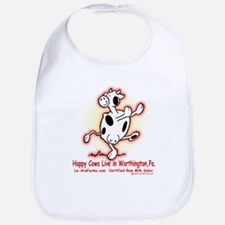 Certified Raw Milk Bib