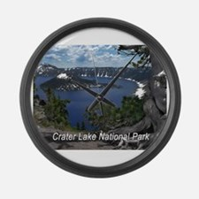 Cute National parks Large Wall Clock