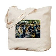Renoir Ball at the Moulin de la Galette Tote Bag