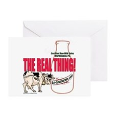 Certified Raw Milk Greeting Cards (Pk of 20)