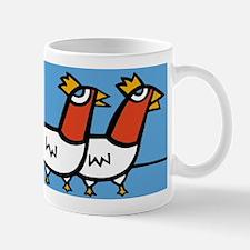 2 Chickens Mug
