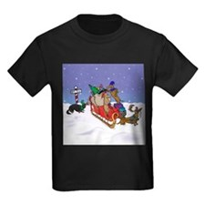 North Pole Dachshunds T