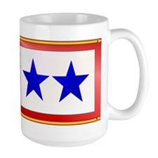 TWO BLUE STAR Mug
