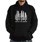 Choose Weapon Hoodie (dark)
