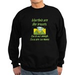 Martinis Sweatshirt (dark)