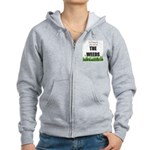 The Weeds Women's Zip Hoodie