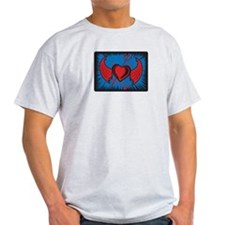 Devil Hearts With WINGS T-Shirt