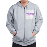 Unlicensed Assistant Zip Hoodie