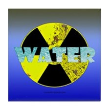 Urban Nuclear Water Tile Coaster
