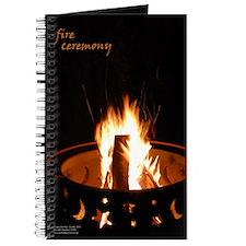 Fire Ceremony Journal