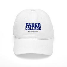 Faber College Baseball Cap