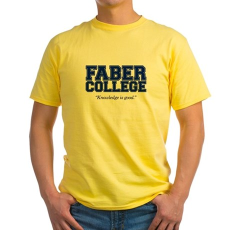 Faber College Yellow T-Shirt