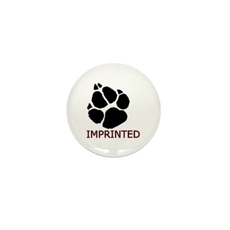 Imprinted Mini Button (10 pack)