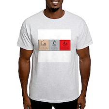 Lu C As Color T-Shirt