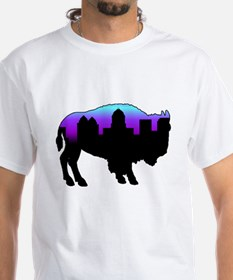 Purple Skyline Shirt
