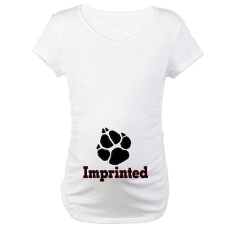 IMPRINTED2 Maternity T-Shirt