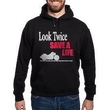 Look Twice Hoodie