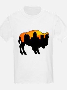 Sunny Day Skyline T-Shirt